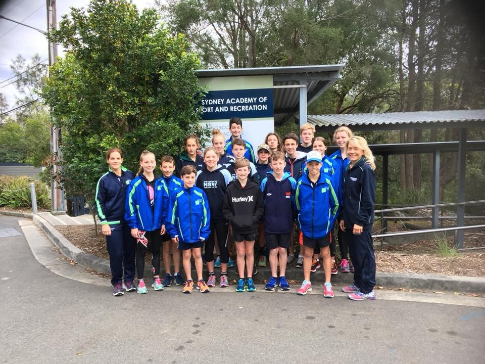 A group of 17 triathletes from the Hunter Academy of Sport (HAS) and Central Coast Academy of Sport (CCAS) attended a high performance training camp at the Sydney Academy of Sport and Recreation at Narrabeen over the weekend.
