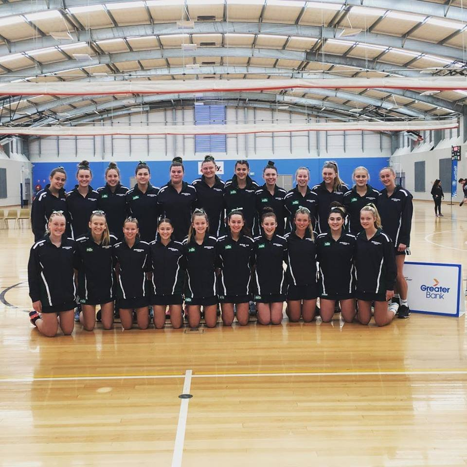 Hunter Academy of Sport netballers competed at the inaugural Greater Bank Academy Challenge held by the Western Region Academy of Sport at Orange in October.