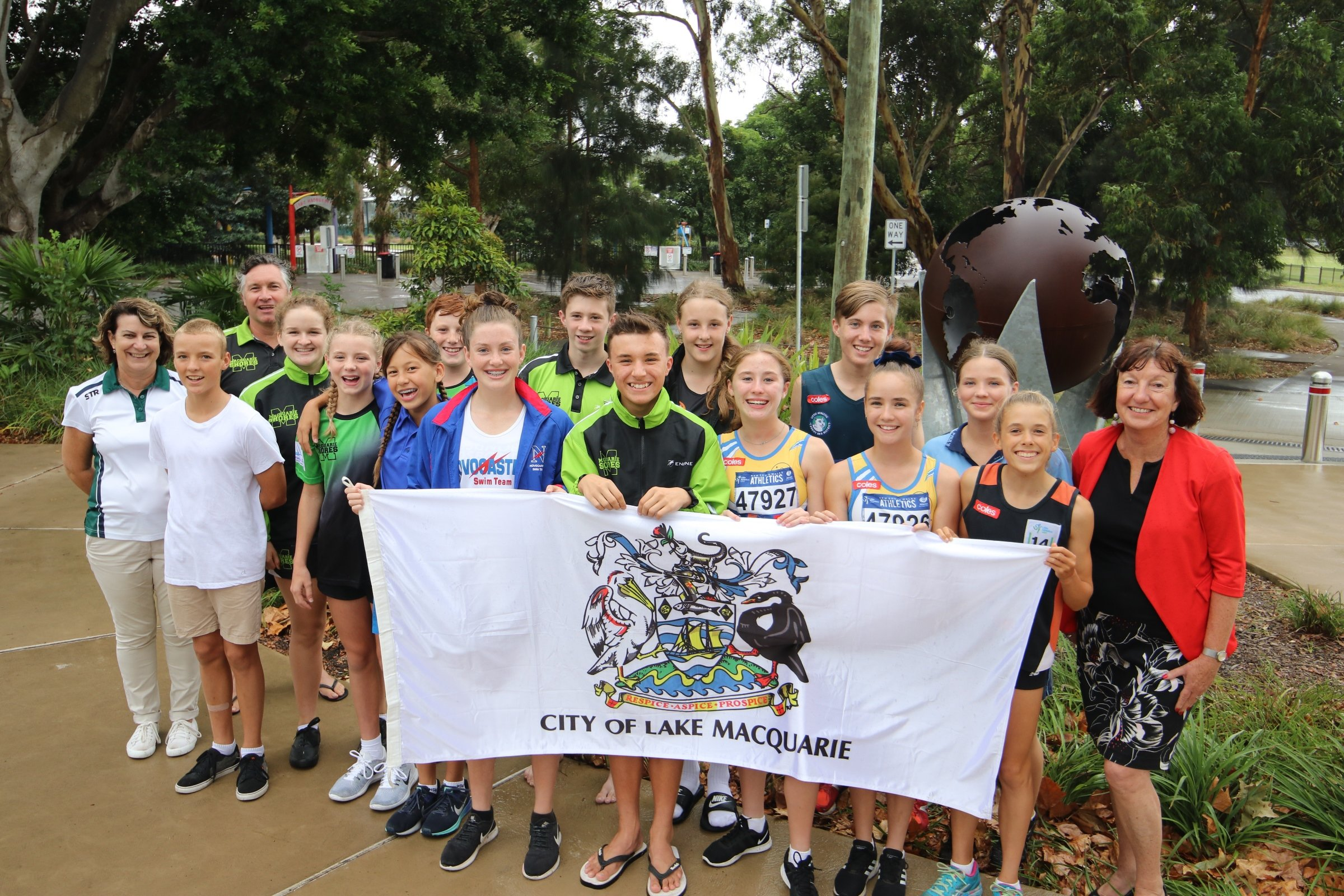 Fourteen local swimmers and track and field athletes will represent the City of Lake Macquarie at the International Children's Games (ICG) in Ufa, Russia from 9 to 13 July 2019.