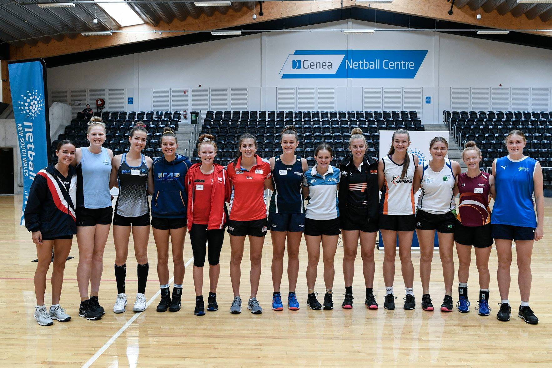 As part of planning for the future, 300 Netball NSW Pathway athletes and umpires years converged on Netball Central at the weekend to take part in the 2019 High Performance Camp.