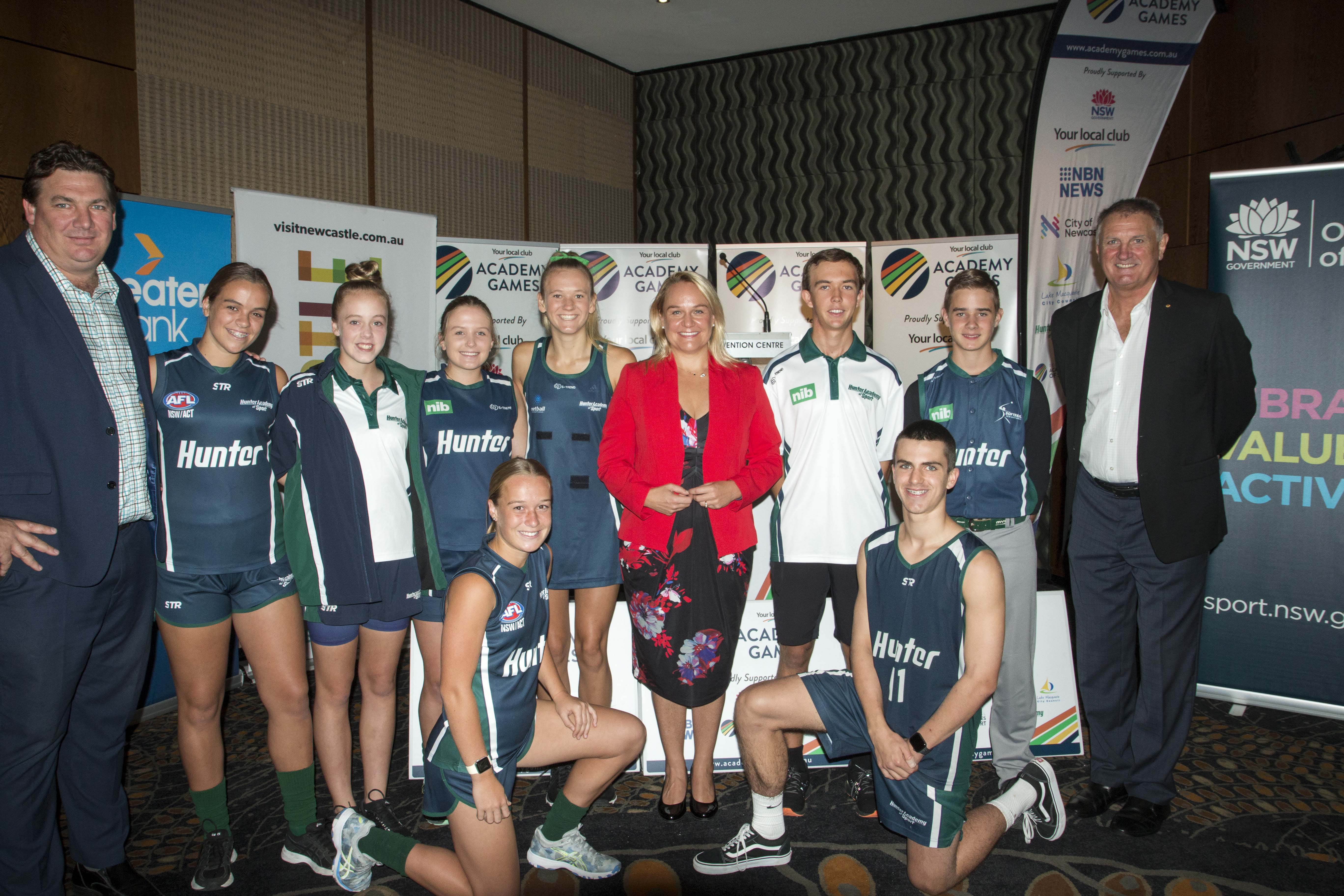 The 2019 Your Local Club Academy Games has officially kick started its campaign with a Media Launch held on Tuesday April 2nd at Wests New Lambton Terrace Room.