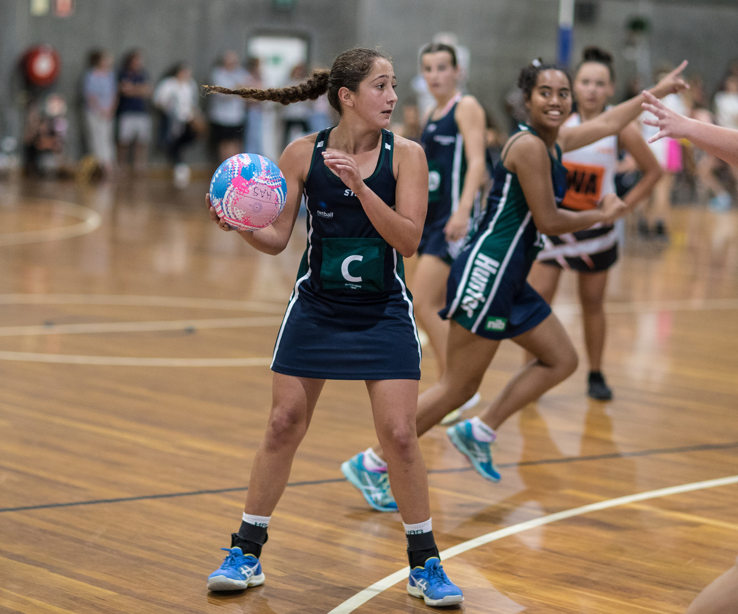 For more than 25 years, Greater Bank have funded talented regional athletes within the Hunter Academy of Sport's (HAS) Netball program, helping them gain training and advice of a world-class standard without moving too far from home.