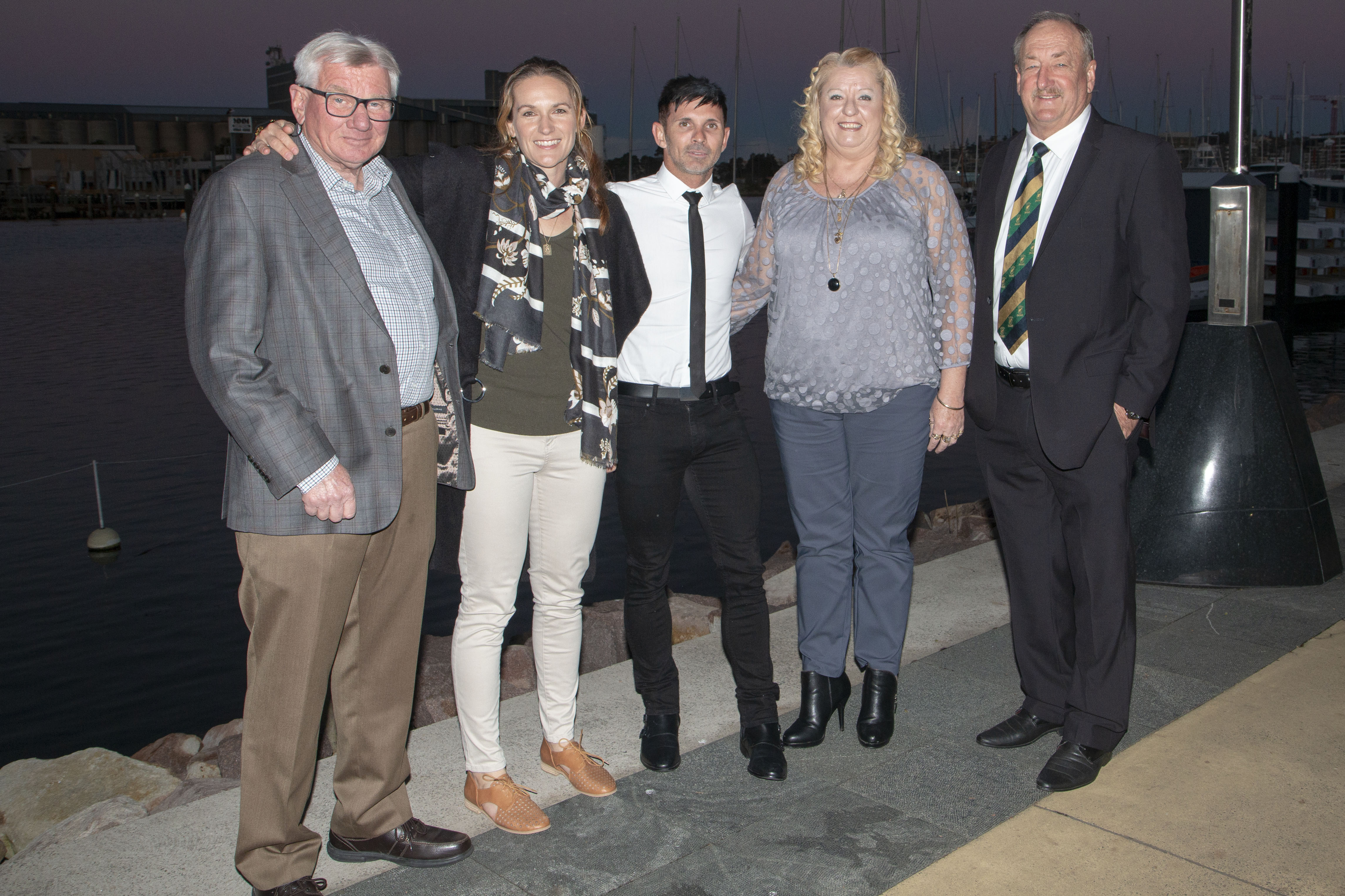 The 28th Hunter Region Sporting Hall of Fame inducted eight (8) Hunter athletes on Thursday 1st of August at the Newcastle Cruising Yacht Club in Wickham.