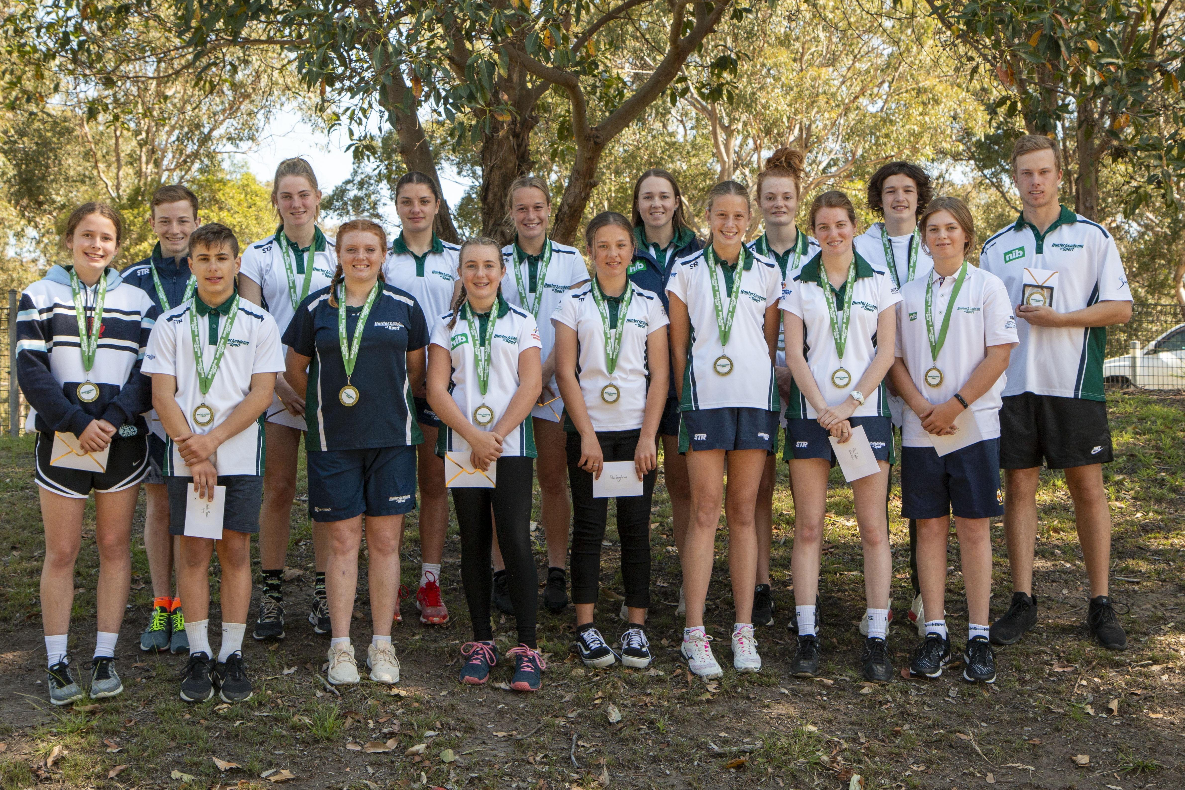 27 HAS athletes have been recognised for their talent and dedication to their sport at the annual 2018/19 Hunter Academy of Sport Awards Day, held at The University of Newcastle on Sunday, September 8th.