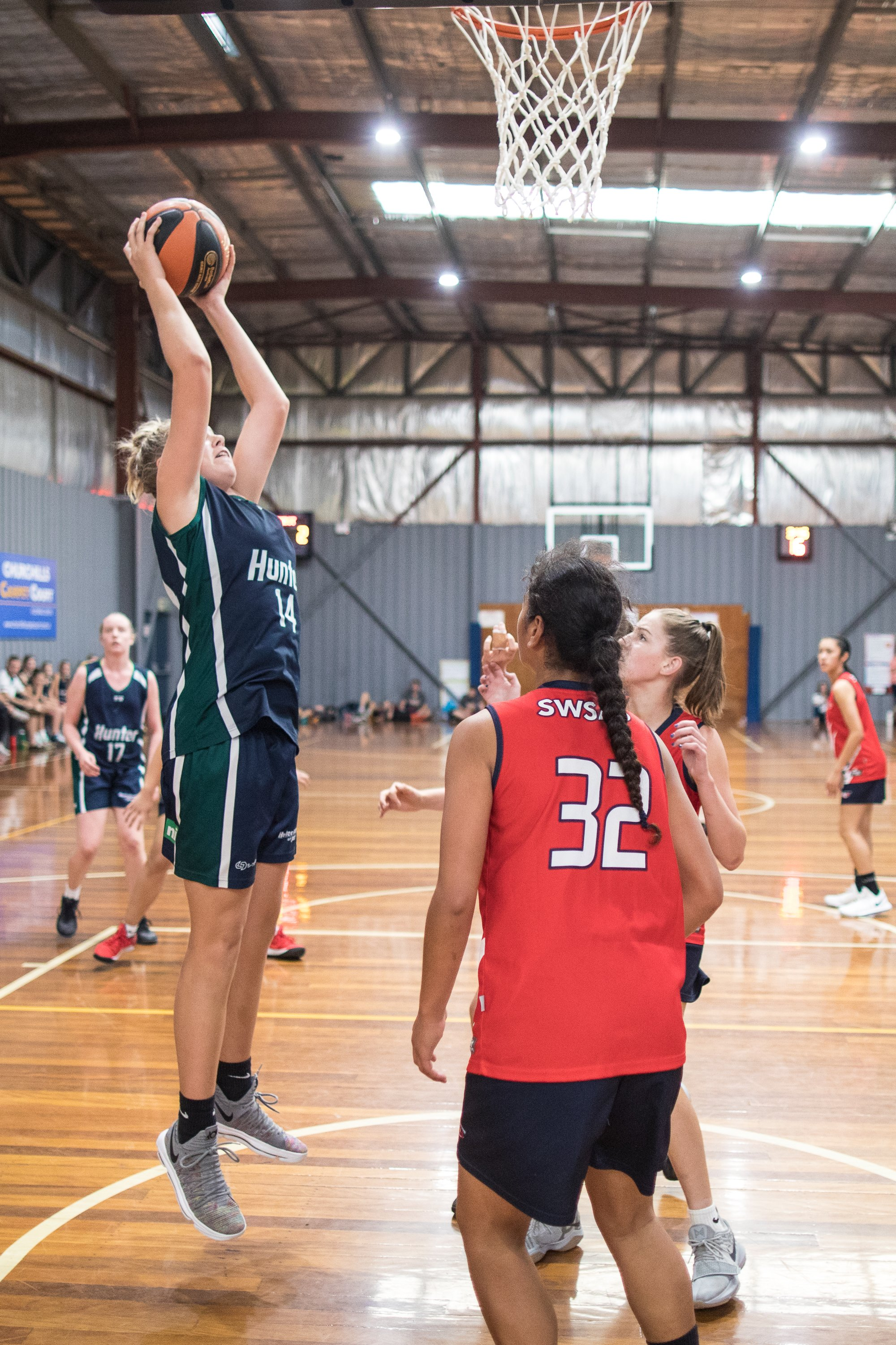 Several Hunter Academy of Sport past and present Basketballers have had a big few weeks in selections across numerous state and national squads.