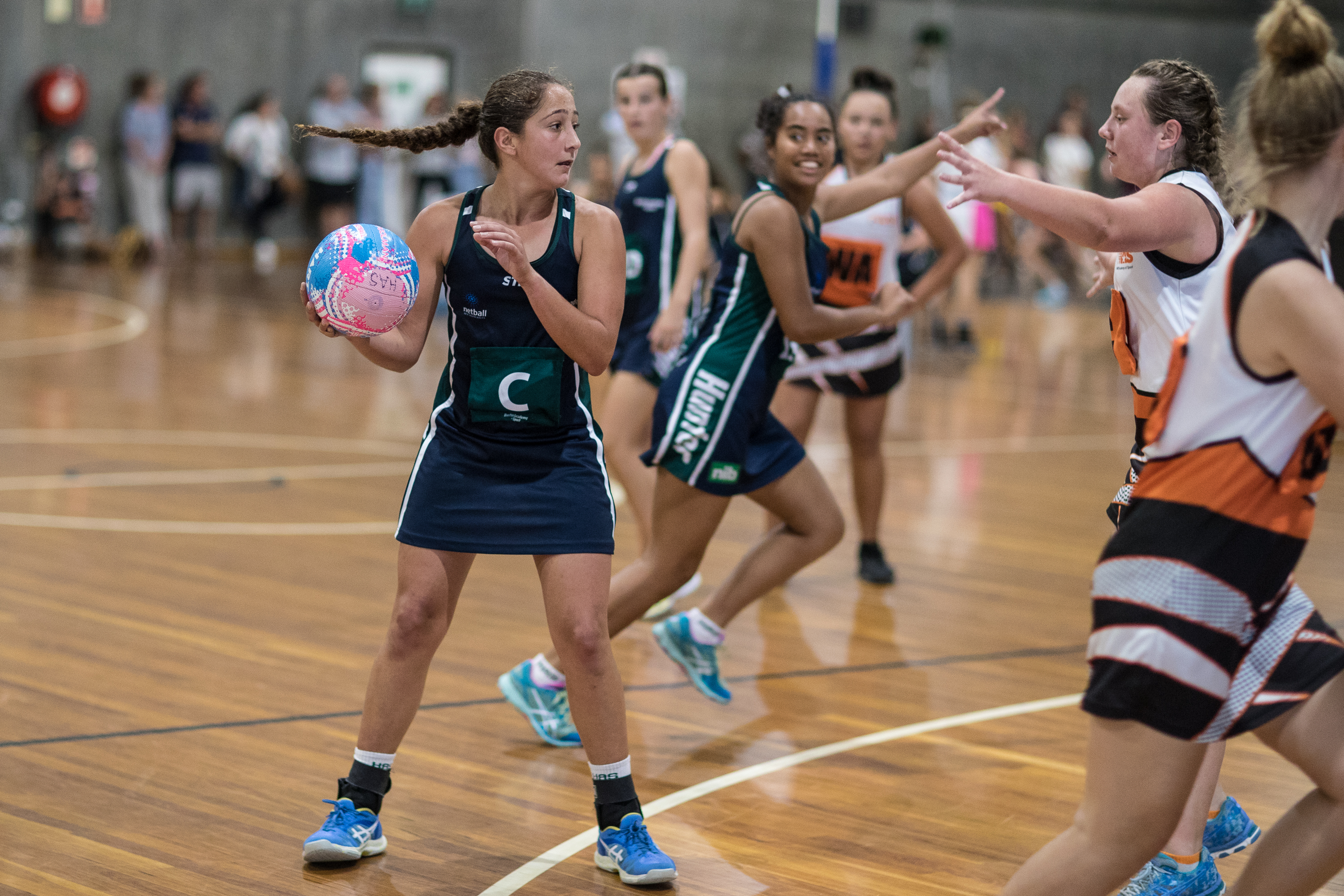 The Hunter Academy of Sport Greater Bank Netball program is now open for nominations, with over 100 young athletes already registering to trial for the 2019/20 season.