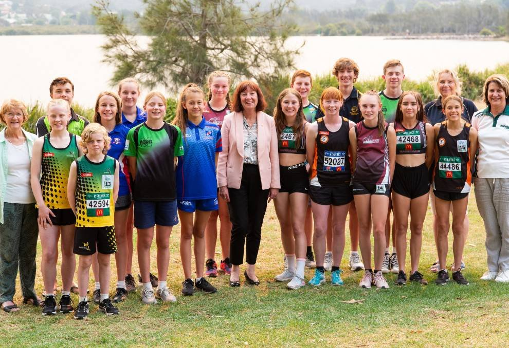 Sixteen Lake Macquarie swimmers and track and field athletes will represent the City of Lake Macquarie, managed by the Hunter Academy of Sport, at the International Children's Games (ICG) in Kecskemet, Hungary from 30 June to 5 July 2020.