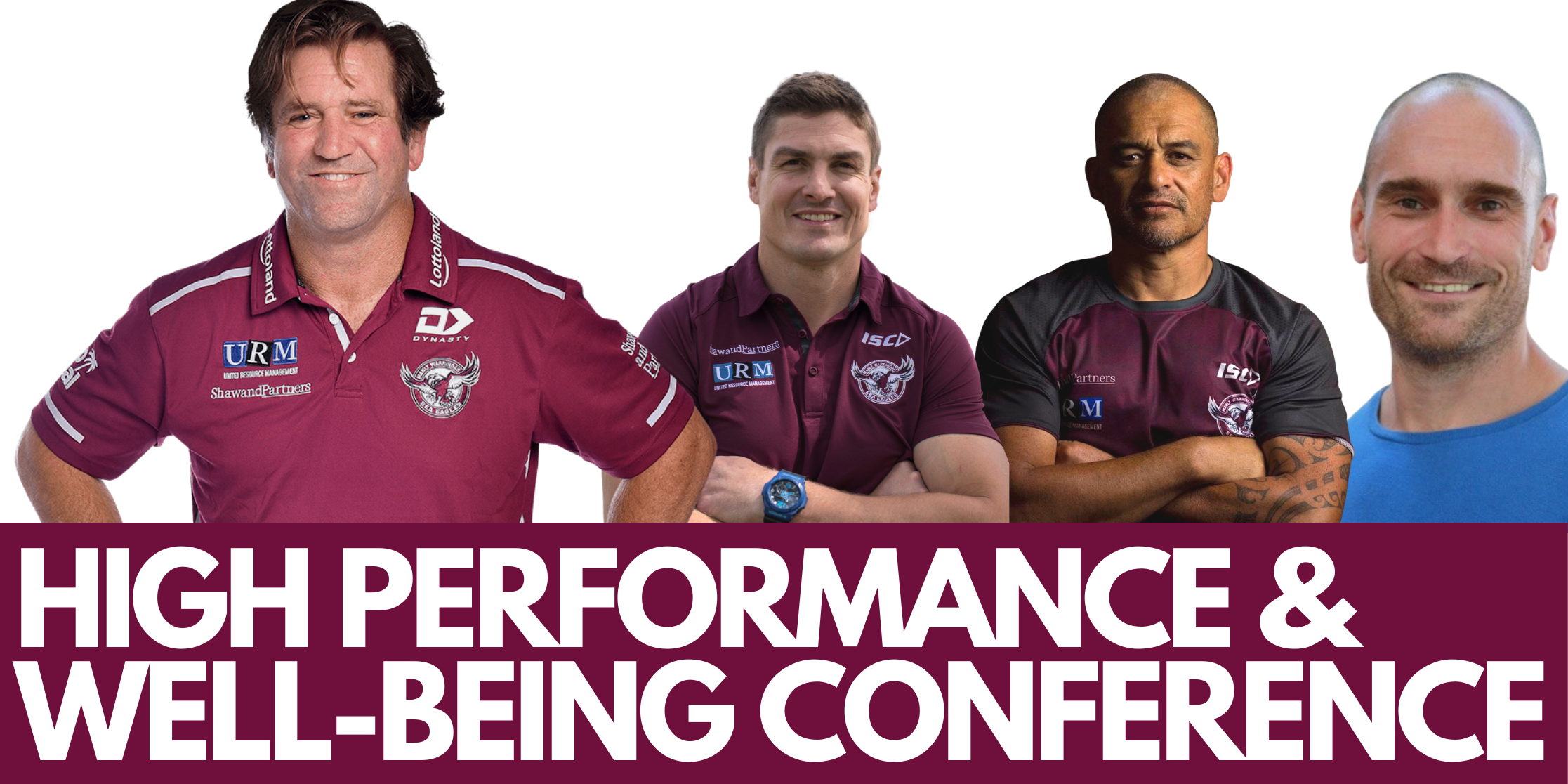 In a first of its kind, the Hunter and Central Coast Academy of Sport coaches and managers were given the opportunity to learn from some of the country's greatest, gaining access to an exclusive Health and Well-Being Online Seminar with the NRL's Manly Warringah Sea Eagles coaching staff held on Thursday, April 23rd.