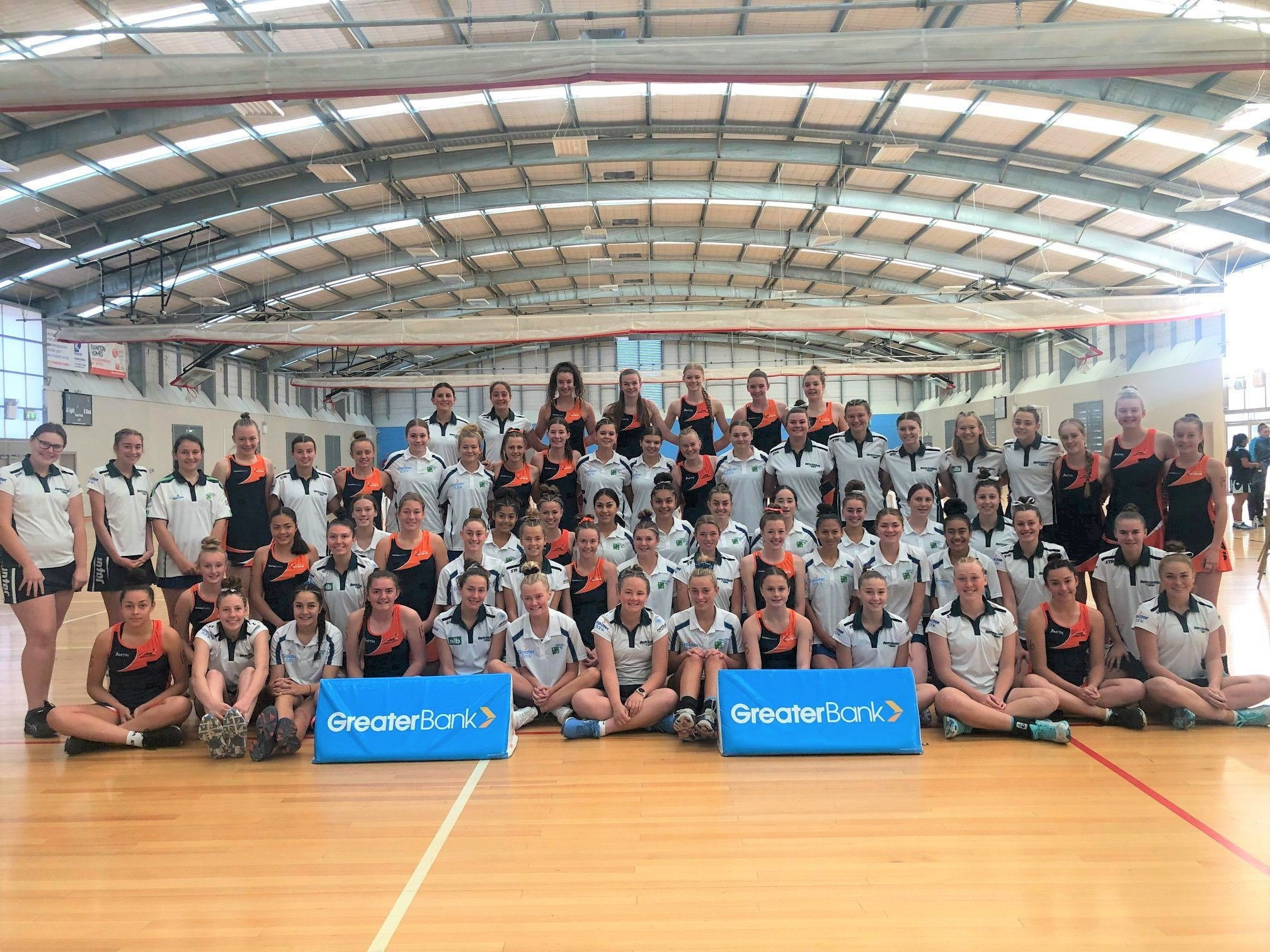 With restrictions for sport lifting across the state, the Hunter (HAS), Central Coast (CCAS) and Western Region Academies of Sport (WRAS) are working on a re-structured training schedule for their Greater Bank Netball Programs, with the hope of getting the young athletes back to training in the latter part of 2020.